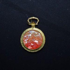 Jewelry - Resin pendant